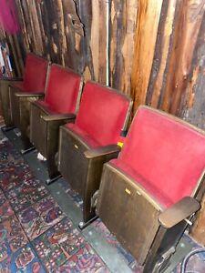 Kino Stühle Retro