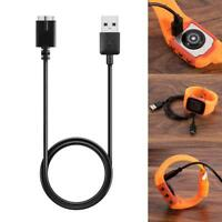 1m Fast Charging Cord Outdoor Travel Data Sync Cable for Polar M430 Smart Watch