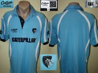 Rugby Union Jersey Trikot Maglia Shirt LEICESTER TIGERS Cotton Traders 2008/2009