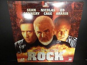 Laserdisc, Rock, VF, Very Good Condition! Complete