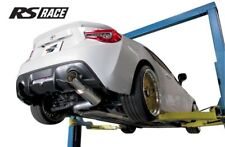 "Greddy 10118410 GPP RS-Race Cat-Back Exhaust System 4.5"" Tip for FR-S / BRZ / 86"
