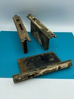 Antique Mortise Lock - Lot Of 3