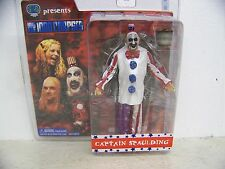 "House of 1000 Corpses ""Captain Spaulding"" Figure Red Purple with Stars"