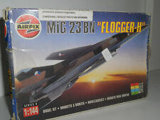 AIRFIX MIG 23 BN FLOGGER H SCALA 1/144 00102
