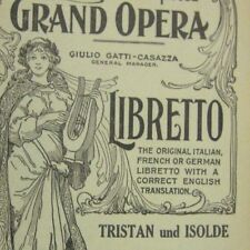 cavalleria rusticana libretto g schirmers collection of opera librettos