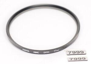 Hoya  HMC UV (c) 77mm Filter (7999BL)