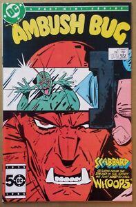 Ambush Bug #4 1985 VF+ (DC)