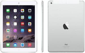 Apple IPAD Air 32GB Compressa 9.7 Pollici Wifi+ LTE Argento 1. Gen.A1475 (