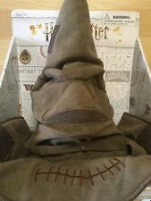 Wizarding World Of Harry Potter Talking Animated Sorting Hat In Hand Ready Ship