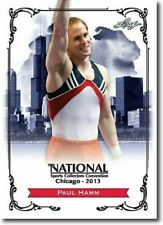 PAUL HAMM 2013 LEAF NATIONAL EXCLUSIVE COLLECTORS PROMO CARD!