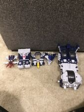 Power Rangers Operation Overdrive Battlefleet Megazord (Blue Zord Missing Piece)