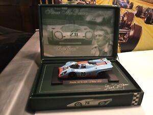 Scalextric Fly Porsche 917 K Steve McQueen collection SM3