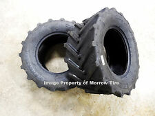 TWO New 23X10.50-12 Carlisle Tru Power Lug Tires 4 Ply 523367 w/ free stems