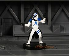 WOTC Star Wars Miniature Universe Republic 501st Legion Clone Commander K382