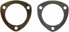 "NEW Fel-Pro Exhaust Collector Gaskets 2000 2-3/4"" Diameter 3-1/2"" Bolt Circle"