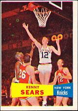 New York Knicks Original Single Basketball Trading Cards