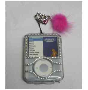 IXOS Diamante iPod Nano 3 Crystal Case