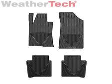 WeatherTech All-Weather Floor Mats for Nissan Altima Sedan 2013-2018 Black