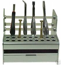 Caddy for Optical Pliers, Screw Drivers, Plier Shelf