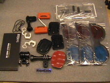 3D Gopro Hero Hero2 3-d Housing+Sync Cable AHD3D-001 Underwater Case Dive Kit