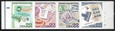 USA - AMERICA 86 $1.76c STAMP BOOKLET - 8 x 22c STAMPS MNH