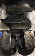 Audi A3 S3 RS3 2010-2012 Carbon Fiber wing mirror covers Replacement - OEM fit