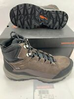 Merrell Mens Icepack mid polar espresso waterproof brown & black boots Size US 8