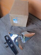 NOS Take off LEFT Mirror  71 72 73 74 Dodge Plymouth Polara Police Taxi 3586845