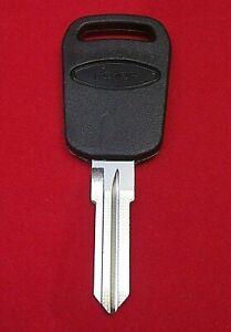 FC7-P JAGUAR Door Trunk KEY BLANK 1976-91, PANTERA Ign. 1972-74, CAPRI 1971-78