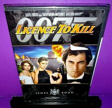 Licence to Kill (DVD, 2007) Timothy Dalton Brand New B535
