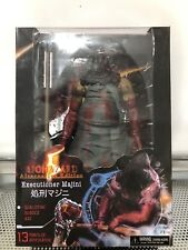 "NECA Resident Evil 5 Biohazard Executioner Majini 7"" Action Figure Collector New"