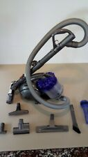 Dyson DC39 Animal Vacuum Cleaner (Purple/Grey) in good working condition