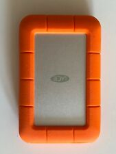 Lacie Rugged Thunderbolt USB-C SSD 1tb stfs 1000401, muy raras