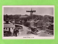 Onchan Village Isle of Man unused RP pc  Ref A789