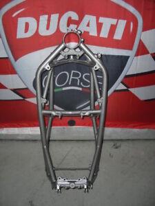 Ducati 996 SPS Rahmen mit Papiere Deutsche zulassung
