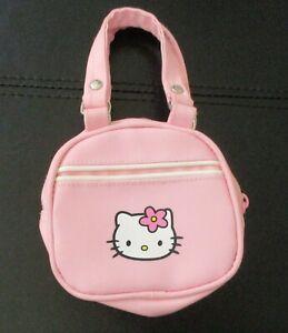 Build A Bear Workshop Pink Hello Kitty Purse