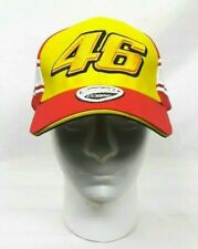 DUCATI CORSE THE DOCTOR #46 Red Yellow Adjustable Strapback Baseball Hat Cap