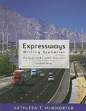 Expressways for Writing Scenarios: From Paragraph to Essay (2nd Edition)