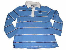 Geox tolles Langarm Shirt Gr. 122 / 128 blau-weiß gestreift