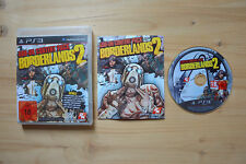 PS3 - Borderlands 2 - Add-On Content Pack - (OVP, mit Anleitung)