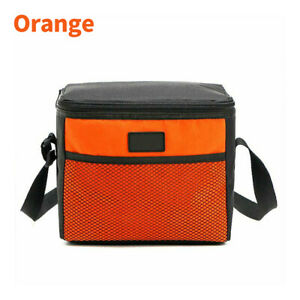 5L Insulated Lunch Bag Totes Cooler Bento Box for Men Women Adult Kids Portable