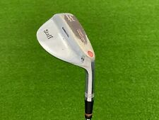 USED Wilson Golf 1987-88 STAFF Fluid Feel SAND WEDGE Right Handed Steel Dynamic
