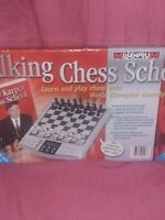 TALKING CHESS SCHOOL WITH ANATOLY KARPOV - ELECTRONIC LEARN AND PLAY CHESS Teach