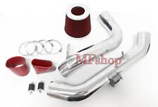 Red For 2006-2011 Mitsubishi Eclipse 2.4L 4CYL Cold Air Intake Kit + Filter