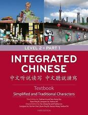 NEW Integrated Chinese :Textbook  Level 2 Part 1  9780887276804  BRAND NEW