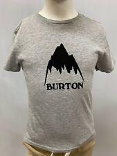 "New Burton Kids ""Classic Mountain"" Short Sleeve T-Shirts Mult. Colors, 2T-4T"