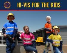 Kids Hi-Vis Work Shirt, Great quality