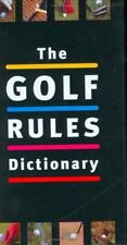 Golf Rules Dictionary,Haydn Rutter