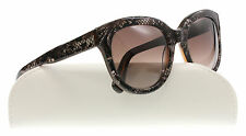 New Valentino Sunglasses Women Cat eye VAL 666 Mauve Pearl 201 V666 54mm