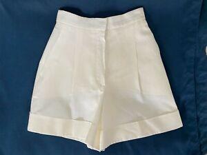 Chanel Cream Shorts - Free Shipping USA